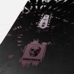 Jones Men's Storm Wolf Snowboard close up detail