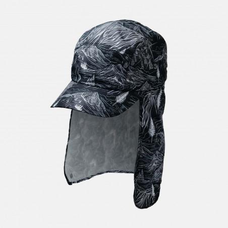 Shasta-Rama cap - Black/White