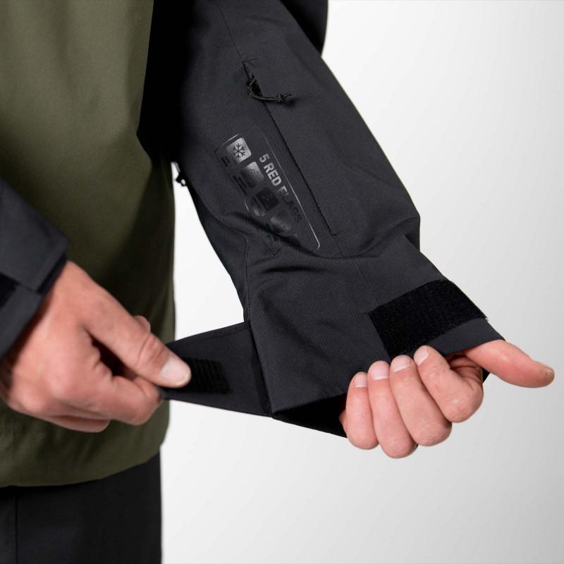 Adjustable cuffs