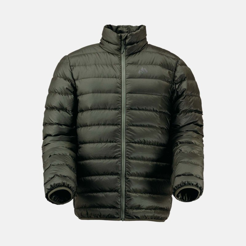 Jones outerwear Re-Up Down puffy in pine green